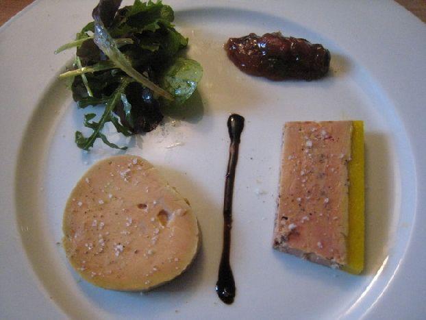 Блюдо из кабачков и баклажанов с чесноком