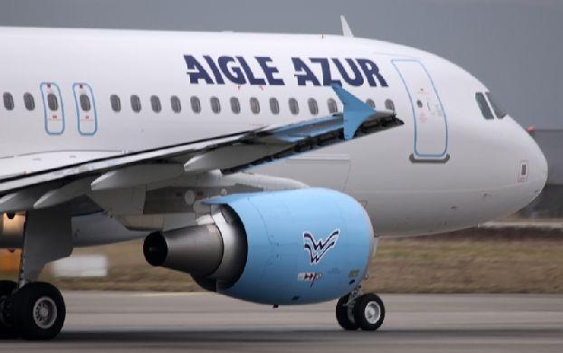 Французская а/к Aigle-azur