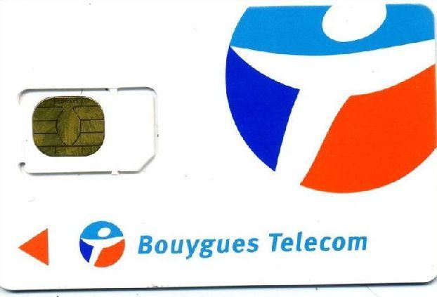 Мобильный оператор Франции Bouygues