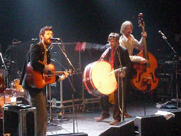 Музыкальный фестиваль Des Inrockuptibles