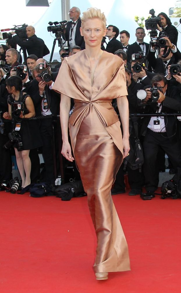 Модный бомонд на Fashion Week в Париже