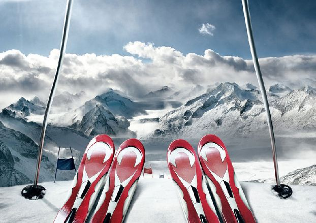 Встать на лыжи во Франции можно уже в декабре