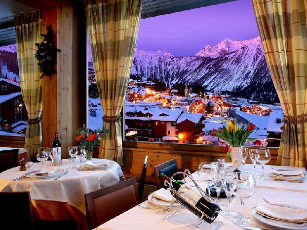 Куршавель - горнолыжный курорт Франции класса люкс
