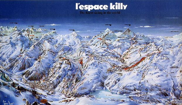 Карта Эспа-Килли