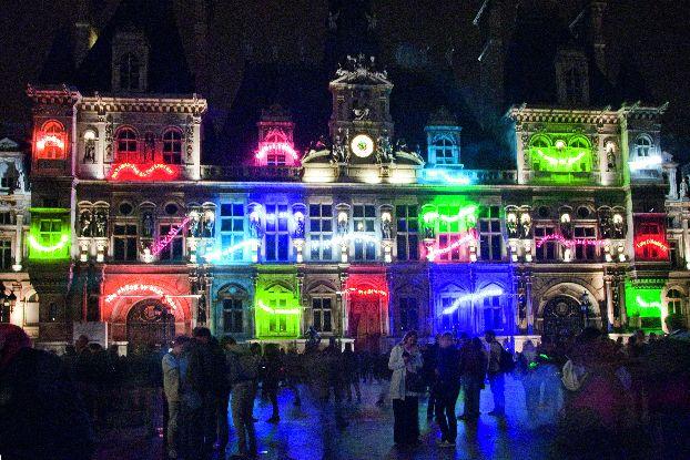 «Белый ночи» в Париже - это бессонное время