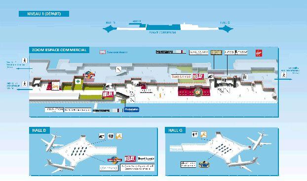 Южный терминал Орли