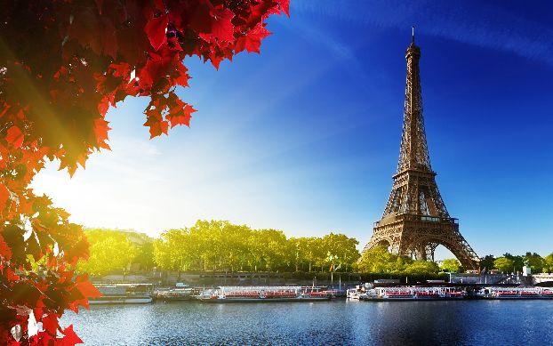 Осень в Париже - восхитительная пора