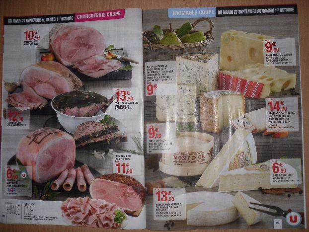 Приблизительные цены на мясо во Франции