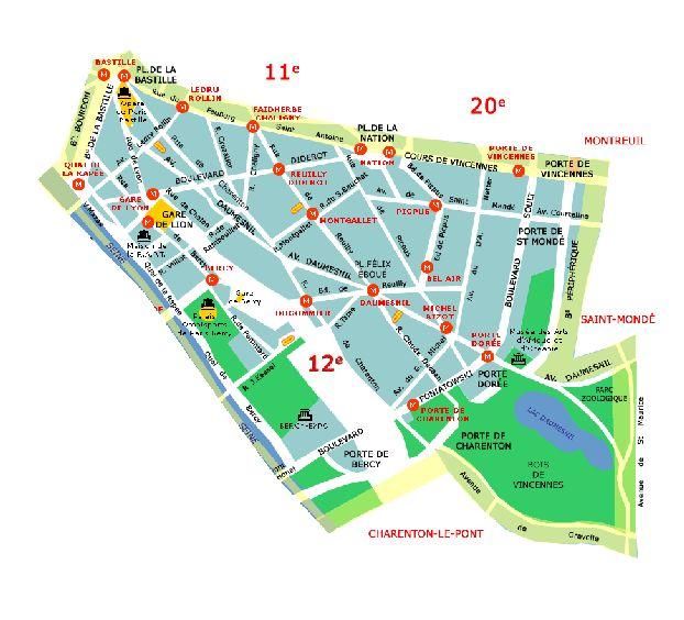 12-ый округ Парижа