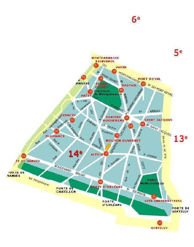 14-округ Парижа