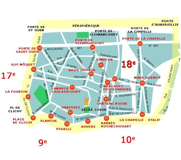 18-ый округ Парижа