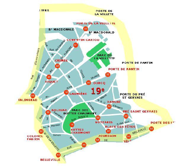 19-округ Парижа
