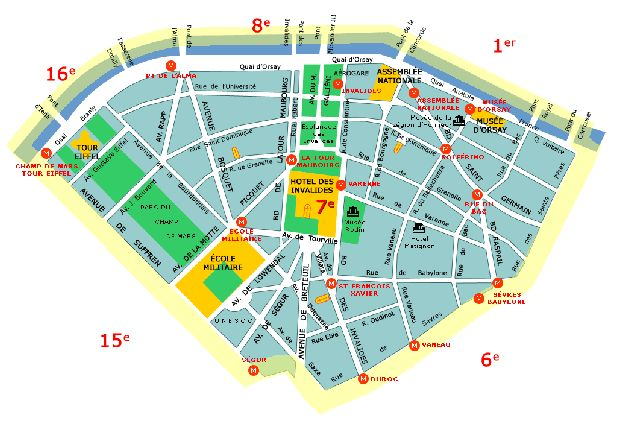 7-oй округ Парижа