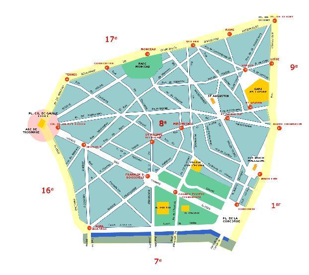 8-oй округ Парижа