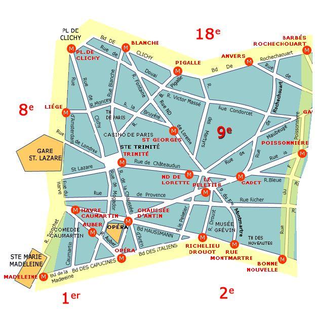 9-ый округ Парижа