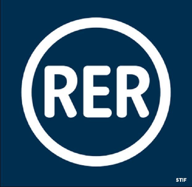 RER - электрички региональной скоростной сети