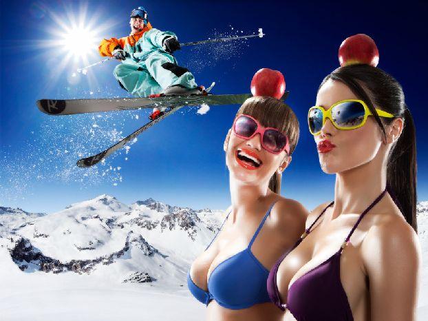 Во Франции можно найти горнолыжные курорты на любой кошелёк