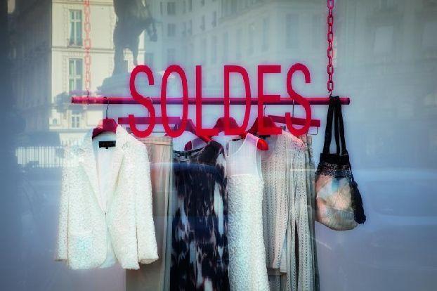 Ждите распродаж во Франции!