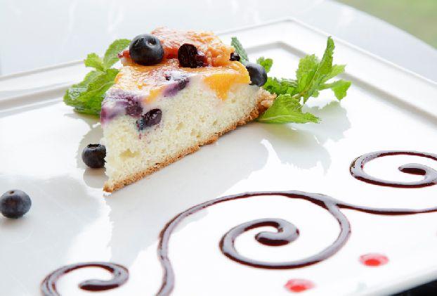Цены на питание в кафе Франции