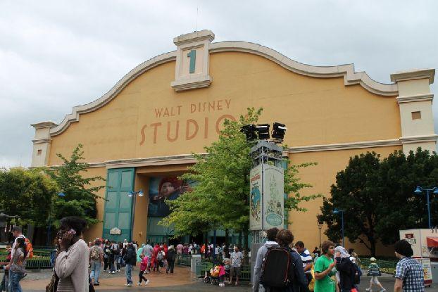 Парк «Walt Disney Studios»