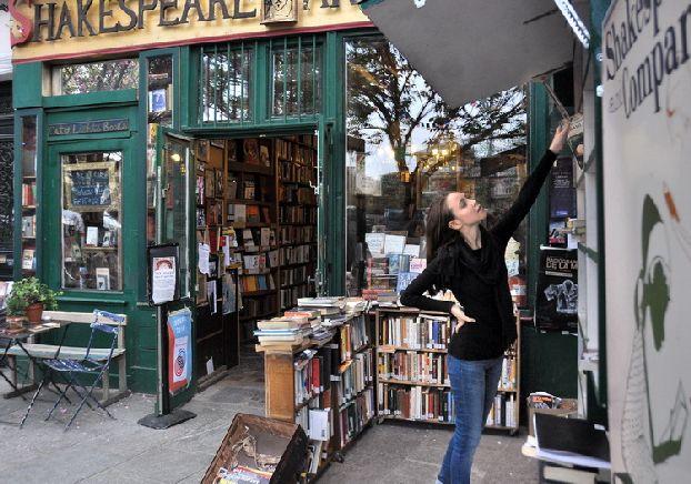 Книга о Париже будет отличной памятью о чудесном городе (от 8 евро)