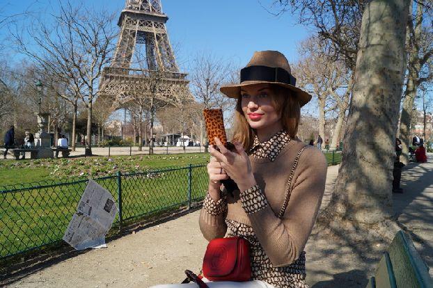 Модная шляпка из Парижа - находка для модниц!