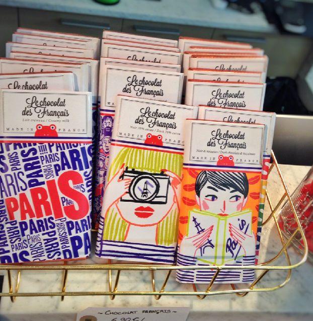 Что в подарок можно привезти из парижа 12