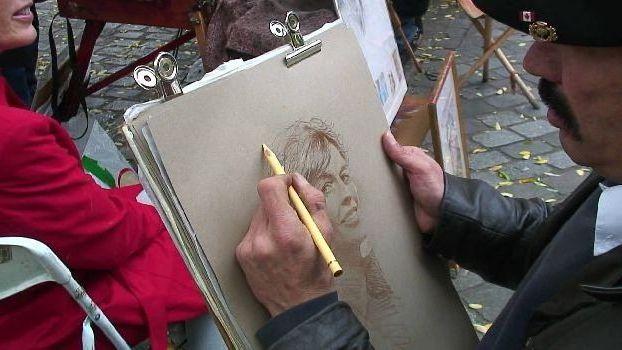 Не торопитесь заказывать Ваш портрет на улице - постарайтесь выбрать по-настоящему хорошего художника!