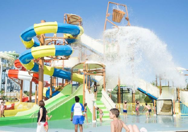 Во Франции открылся аквапарк - Splashworld Provence рядом с  Авиньоном