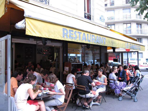 Только 34% ресторанов в  Париже отвечает нормам гигиены