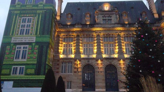 При желании можно выехать за пределы Парижа, например, в Версаль